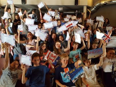 Félicitations aux 103 participants de L'Institution Notre-Dame à Toulon!