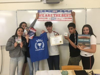Bravo à Noa Foltzer 1er régional en Nouvelle Aquitaine !!! Classe de 3ème découverte professionnelle au Lycée Jeanne d'Arc de Saint Medard de Guizieres