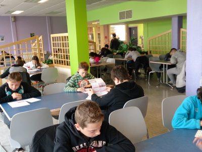 Les élèves du Collège Ferdinand Buisson à Thiaucourt