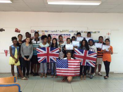 The Big Challenge Awards Ceremony @ Collège Oasis, Reunion Island.