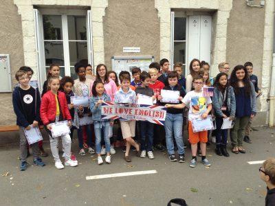 Collège sainte Jeanne d'Arc (TOURS) Niveau 6ème