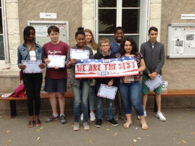 College Sainte Jeanne d'Arc (TOURS) Niveau 4eme