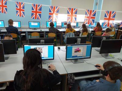 The Big Challenge 2019 w Szkole Podstawowej Nr 16 im.Tony Halika w Warszawie