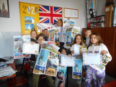 Pozdrawiamy ze Szkoły Podstawowej Nr 26 w Radomiu!